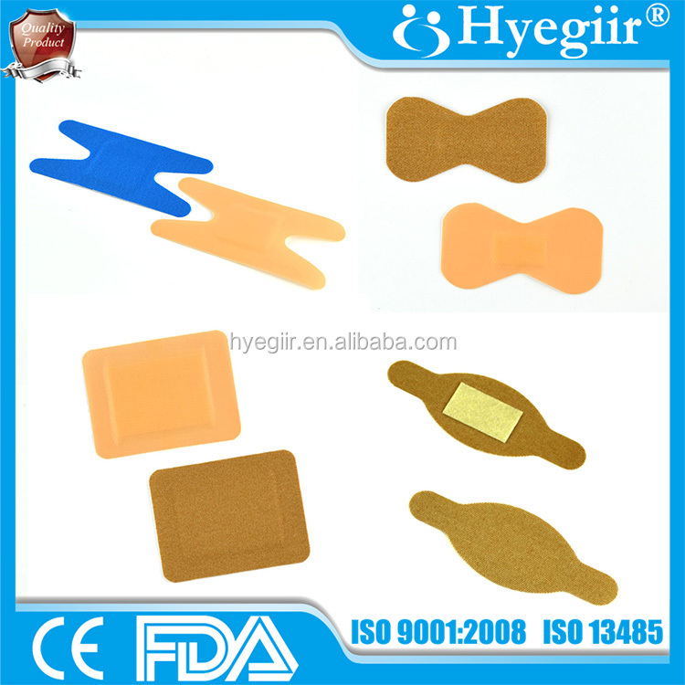 Fashion wound care surgical wound plaster of different sizes and shapes (China manufacturer)