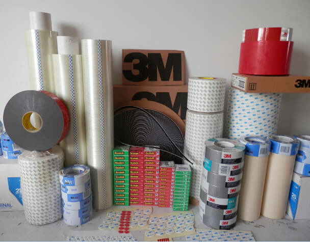 Shenzhen Richeng Company Mainly Sell 3M Double Sided Tape, 3M Bumpon Tape, 3M Dual Lock Tape