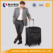 Modern design waterproof travel house luggage trolley bags
