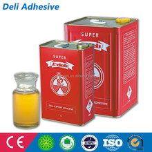 pressure sensitive adhesive for latex mattress