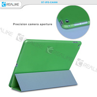 ultra slim leather magnetic smart folio case cover for Apple ipad air 2