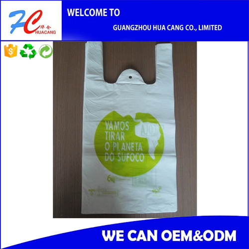 custom printed plastic bags supermarket carrier bag