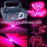 200MW rose animation laser chrismas lighting