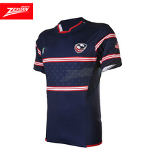 Save Cost price Nice looking new design custom rugby uniforms