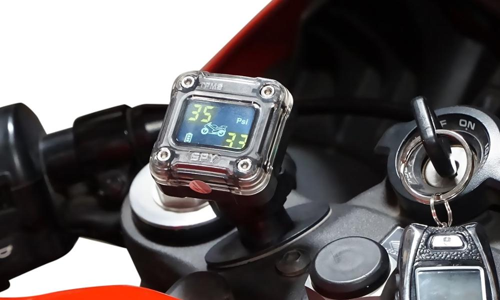 2017 TPMS-M1Wireless motorcycle tpms