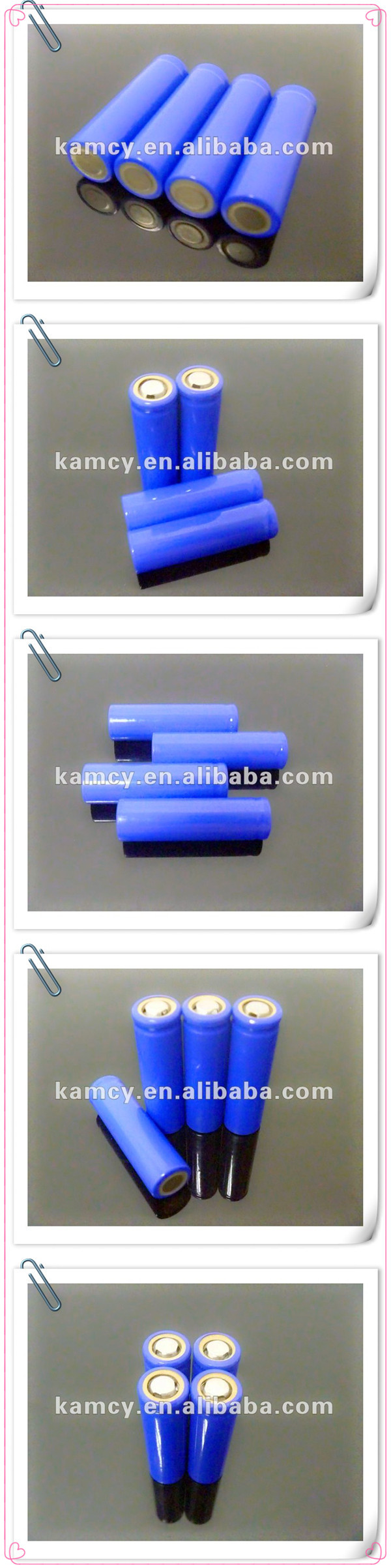 li ion battery cell 14430 li-ion battery