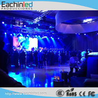 video panel led video wall for stage setting of concert P5.95 die cast aluminum magic led display