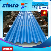 Color Galvalume Steel Roofing Sheet