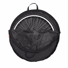 zipper protection Customize car double bicycle bike wheel bag