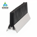Fall Protection Nylon Safety Brush Strip Escalator Skirt Cleaning Brush