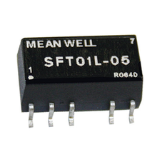 Sft01m-15 <strong>1W</strong> 12v-15v Taiwan Meanwell non-stabilized single output dc-dc converter <strong>module</strong> power supply