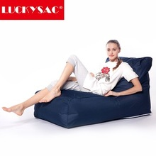 Large Bean Bag Chairs For Adults Waterproof Outdoor Indoor Polyester Bean Bag