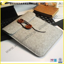 2015 Wool Felt Material Tablet Case 11