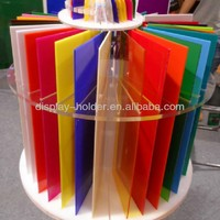 Customized 3mm Thick Acrylic Sheet Made