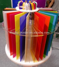 Customized 3mm thick Acrylic sheet made by shenzhen China manufacturer