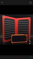 Portable mini solar panel 14W ETFE Sun power waterproof solar panel