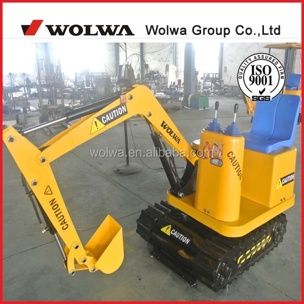 Ultra-luxury children excavator kids excavator for sale kids ride on excavator