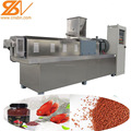 Chinese factory automatic pet food pellet making manufacturing machinery extruder production line