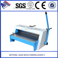 High Quality Metal Sheet Guillotine Shear,Manual Sheet Metal Shearing Machine,Sheet Cutter