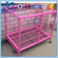 Wire Mesh Pet Dog Cages