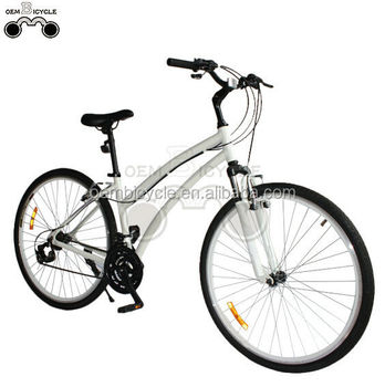 2015 New Style 700C bicicleta de ciudad 21speed Aluminum Alloy Mountain Bike For Women