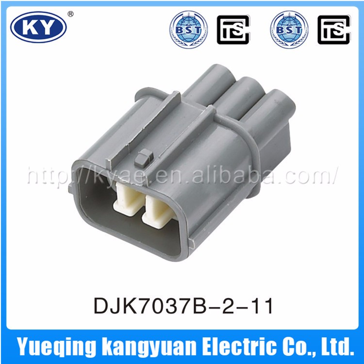 China wholesale 3 pin female connector,3 pin delphi pa66 female connector