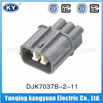 China wholesale delphi pa66 3 pin female connector