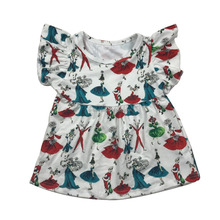 Baby Dress Pictures Merry Christmas Chevron Baby Onesie Dresses For Girls Of 7 Years Old
