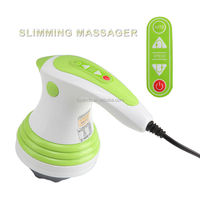 ABS plastic body massager with extra slimming function LY-551