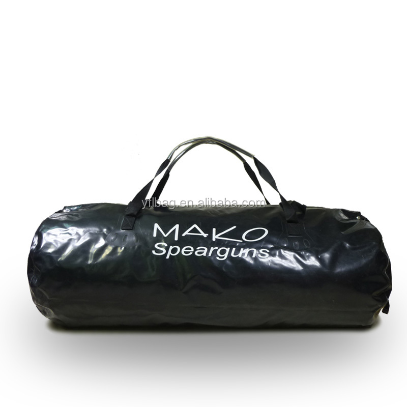 100L waterproof kayak duffel deck bag tarpaulin diving bag
