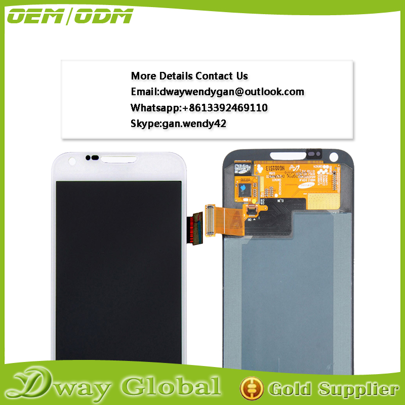 Smartphone Accessories Spare Parts Assembly for samsung galaxy s2 gt-i9100 full lcd display with touch screen Digitizer