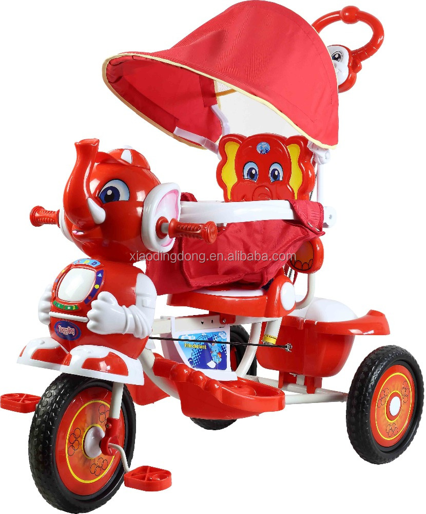 Hot sale Baby tricycle new models High quality children tricycle with music and light and canopy