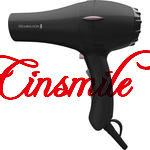 Salon Nozzle Mens Negative Ionic Hair Dryer