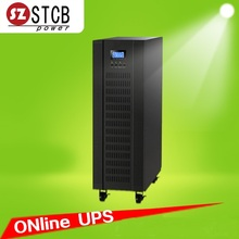 "Optional 10"" touch colored LCD high performance DSP technology 120 kva ups"