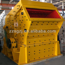 High production and low price impact crusher (pf series)