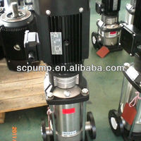 Vertical Multistage Centrifugal Transfer Various Medium