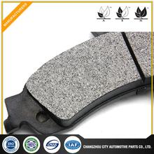 Hot selling rear disc pad brake for wholesales