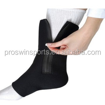 Customize waterproof sports neoprene ankle support protector