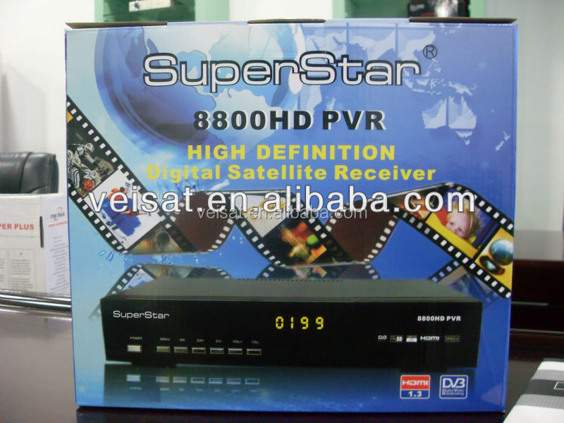 Superstar 8800HD pvr digital satellite receiver