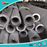 ASTM JIS 201 202 304 304L 316 347 410 430 grade stainless steel pipe for construction