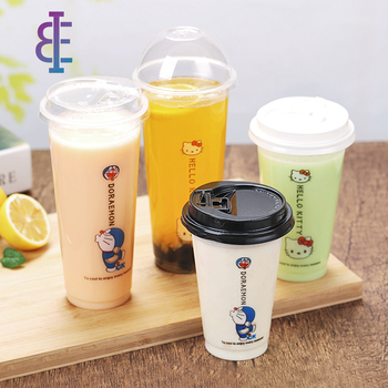 Clear hard pp plastic disposable cup