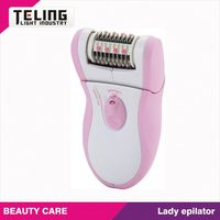 high quality new style thermic pearl shaver/epilator