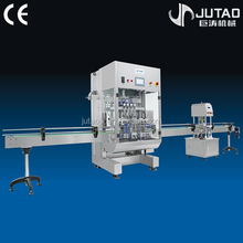 Reasonable structure automatic oil or water bottle filling machine