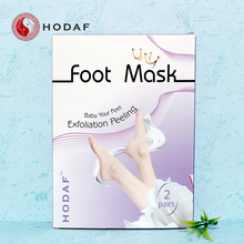 OEM Cosmetic Peeling Callus Removal Foot Exfoliation Mask