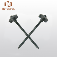 Wholesale Factory Price Galvanized Umbrella Roofing Nails With washer