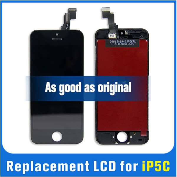 OEM for apple iphone 5c lcd display,lcd for iphone 5c