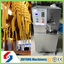 Best price and high quality corn puffing walking stick ice cream machine