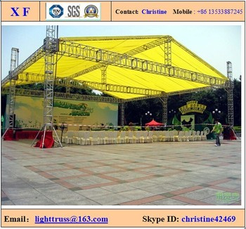 lighting truss for large event stage trusses system dj truss