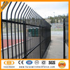 Top selling low price powder painting galvanized steel fence panels