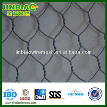 Galvanized and PVC Coated Gabion Mesh Wire